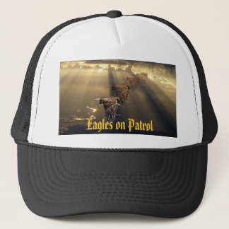 Eagles on Patrol Trucker Hat