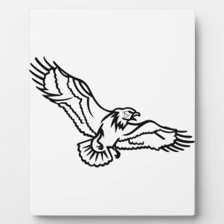 Eagles Outline Plaque