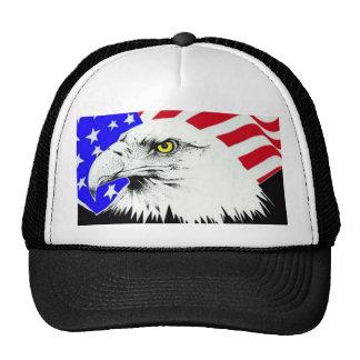 EAGLES PATRIOTIC HAT