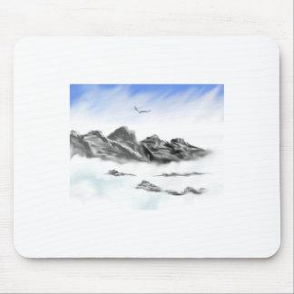 Eagle's Peak Mouse Pad