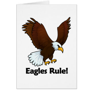 Eagles Rule! Card