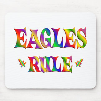 EAGLES RULE MOUSE PAD