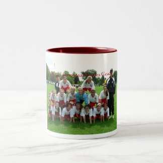 eagles_spring06, West Hempstead Eagles Coach Two-Tone Coffee Mug