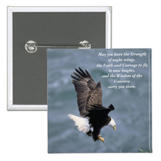 Eagles Strong Pinback Buttons