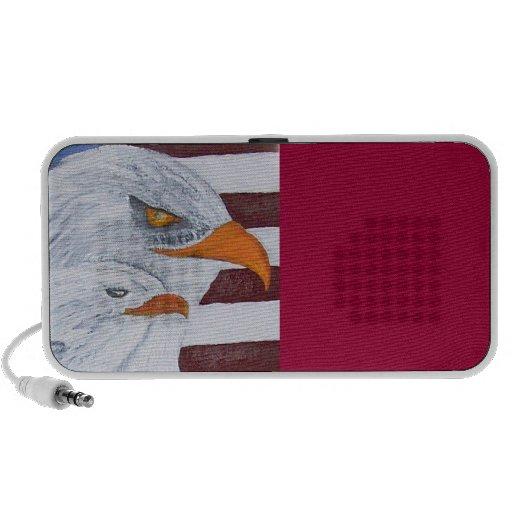 Eagles Travel Speaker