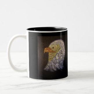Eagles Two-Tone Coffee Mug