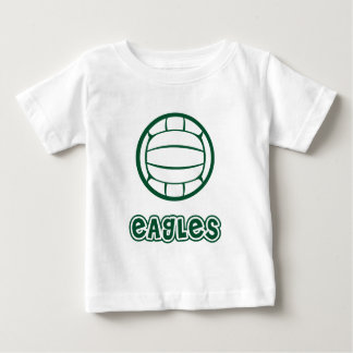 Eagles Volleyball Baby T-Shirt