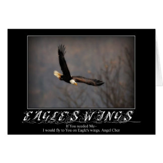 Eagle's Wings Card