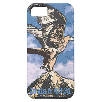 Eagles Wings - Isaiah 40:31 iPhone SE/5/5s Case