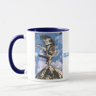 Eagles Wings - Isaiah 40:31 Mug