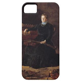 Eakins-Retrato de Thomas de Sarah Sagehorn iPhone 5 Carcasas