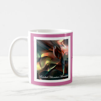 EAM-Titled-Atmosphere, In Pursuit of Perfection Classic White Coffee Mug
