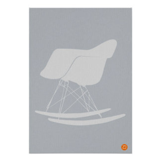 Eames Chair Posters