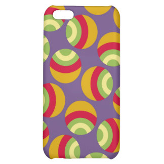 Eames Circles 1 Cover For iPhone 5C