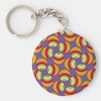 Eames Circles 1 Keychain