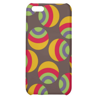 Eames Circles 2 iPhone 5C Cases