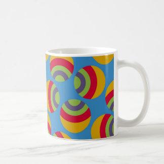 Eames Circles 3 Coffee Mug