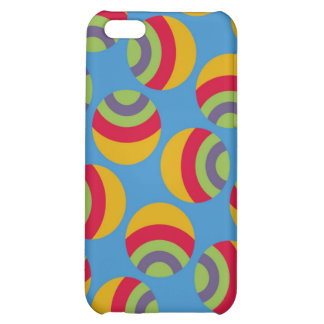 Eames Circles 3 iPhone 5C Covers