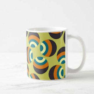 Eames Circles 6 Coffee Mugs