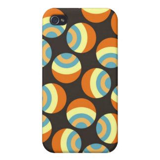 Eames Circles 7 iPhone 4/4S Cover