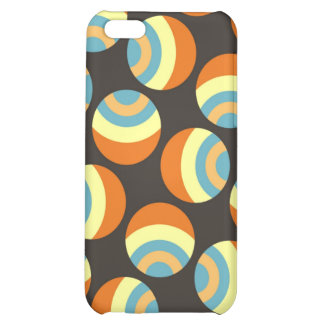 Eames Circles 7 iPhone 5C Cases
