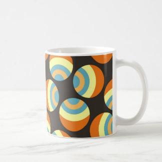 Eames Circles 7 Mugs