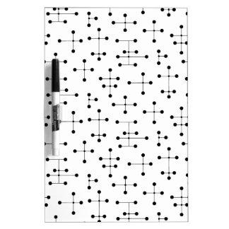 Eames Era Dots (Black Dots) Dry-Erase Board