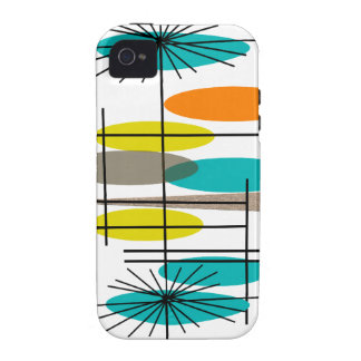 Eames Era Inspired gifts Case-Mate iPhone 4 Cases