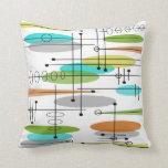 Eames inspiró los mediados de siglo #7 del diseño almohadas
