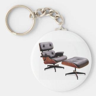 Eames Lounge Keychain