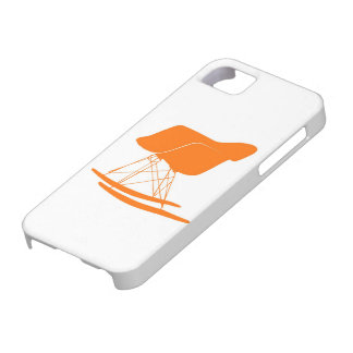 Eames molded plastic rocking chair iPhone 5 cover
