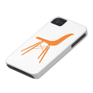 Eames molded plastic side chair iPhone 4 case