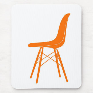 Eames molded plastic side chair mouse pad