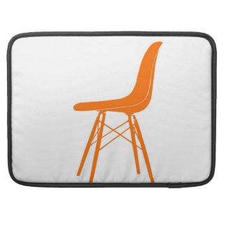 Eames molded plastic side chair sleeve for MacBooks