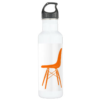 Eames molded plastic side chair water bottle