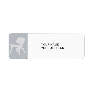 Eames Plywood Chair Label