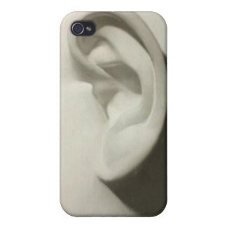 Ear Art Speck Case iPhone 4/4S Covers