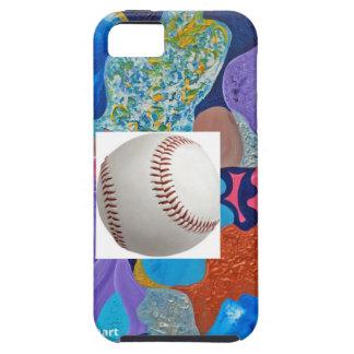 Ear Baseball iPhone SE/5/5s Case