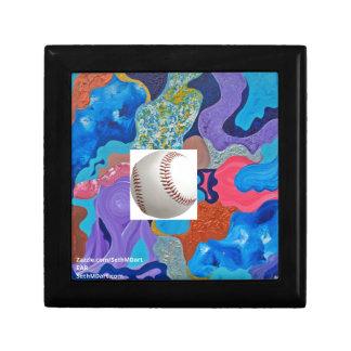Ear Baseball Keepsake Box