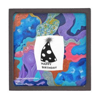 Ear Happy Birthday Jewelry Box