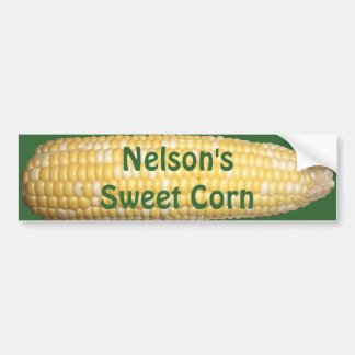 Ear of Corn Bumper Sticker