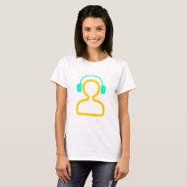 EAR-PHONE T-Shirt
