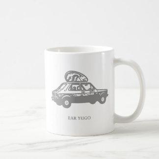 ear yugo, Hear yugo Classic White Coffee Mug