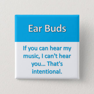 Earbuds Button
