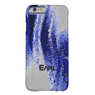 Earl Blue & Grey iPhone 6 case