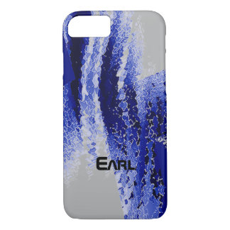 Earl Blue & Grey iPhone 7 case