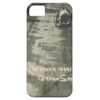 Earl Cooper Winner of the 1913 Corona Road Race iPhone SE/5/5s Case
