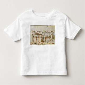 Earl Harold  dines and then sets sail Toddler T-shirt
