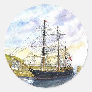 'Earl of Pembroke Returns' Sticker