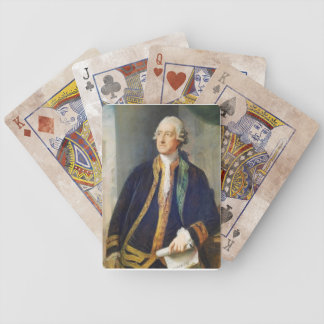 Earl of Sandwich John Montagu 4th -Playing Cards